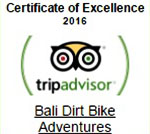 Bali Dirt Bike Adventures Excellen Service